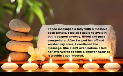 Confessions of a Massage