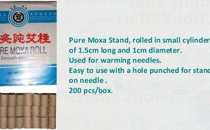 Pure Moxa Stand, 200pcs./box
