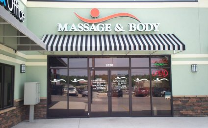 Massage & Body - Massage