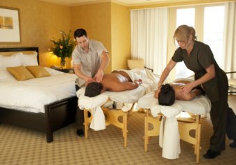 Couples Massage Therapists