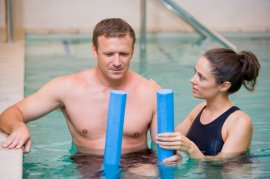 Hydrotherapy treatment and classes