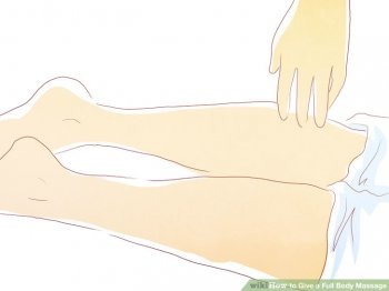 Image titled Give a Full Body Massage Step 5