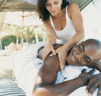 Massage Therapist at Resort