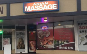 Asian Massage Miami