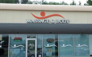 Massage and body Sioux City