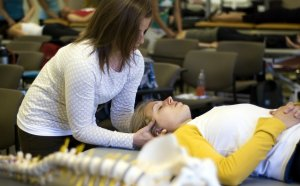 Physiotherapy programs in Canada