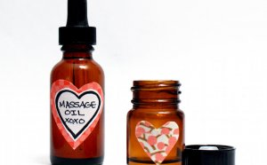 Sensual Massage oil recipe