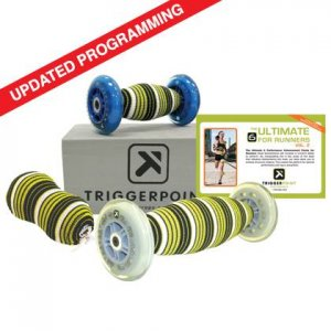 trigger point therapy, acuball, theracane, stick, myofascial release, mobility