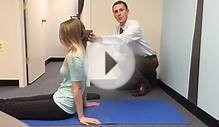 Arms Up Stretch | Chiropractic Care | Alexandria VA