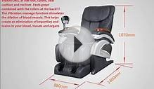BestMassage® EC 06 Masage Chair Electric Full Body Shiatsu