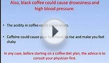 Can you lose weight with COFFEE? YES !