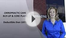 CHIROPRACTIC CARE BUY UP AND CORE PLANS