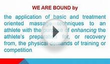 CSMTA Canadian Sport Massage Therapist Association