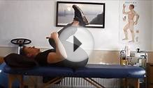 Hawkes Physiotherapy Trochanteric bursitis video