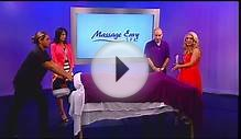 Mass Appeal Benefits of massage therapy at Massage Envy